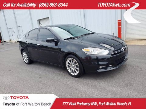 Pre-Owned 2016 Dodge Dart SXT Sport FWD Car