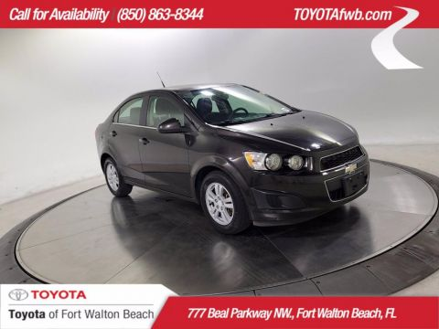 Pre-Owned 2014 Chevrolet Sonic LT FWD Car