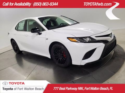 New 2020 Toyota Camry SE FWD Car