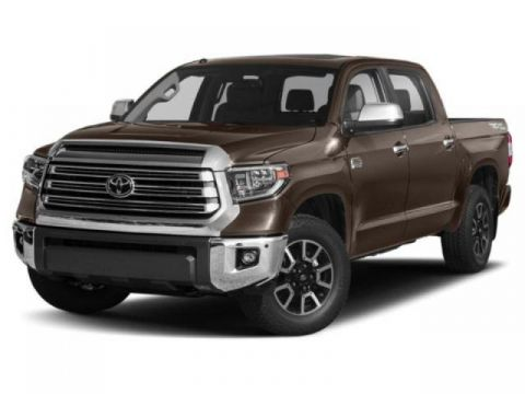 New 2020 Toyota Tundra 1794 Edition CrewMax 5.5' Bed 5.7L (Natl)