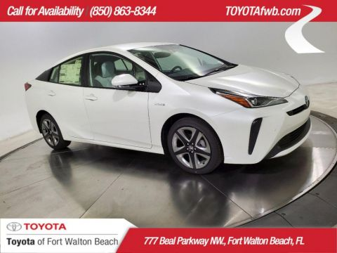 New 2020 Toyota Prius XLE FWD Car