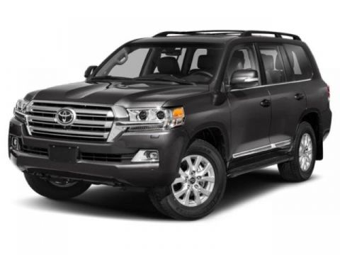 New 2020 Toyota Land Cruiser Heritage Edition 4WD SUV