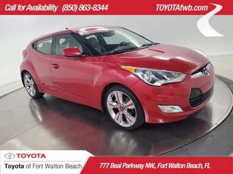 2012 Hyundai Veloster COUPE NAV LEATHER PANORAMIC ROOF