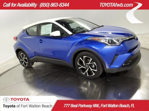 2018 Toyota C-HR XLE Premium LEATHER, PUSH START